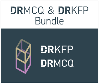 Dr MCQ and Dr KFP bundle